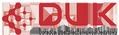 DUK - Doradca Ubezpieczeniowo-Kredytowy Logo